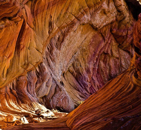 Colourful Rock - Arizona