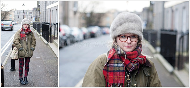 Claire - Street Fashion