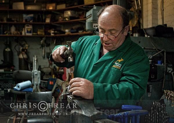 Joe Maxwell III - Workshop Portraits