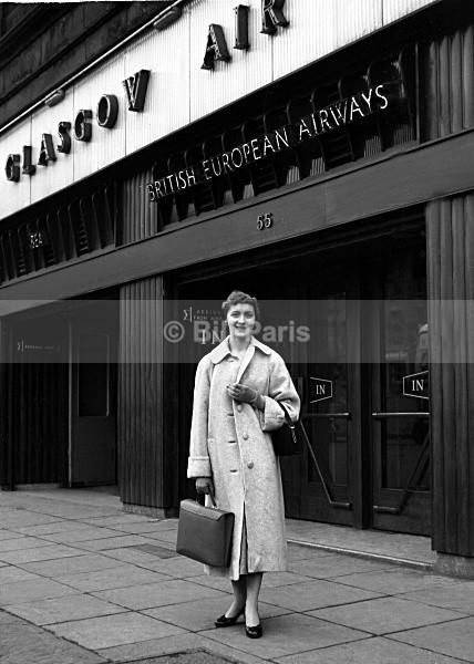 B. E. A. Glasgow 1956 - Land and Sea