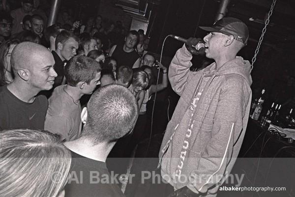 26 - Beatnuts @ Sankeys Soap 04.02.03
