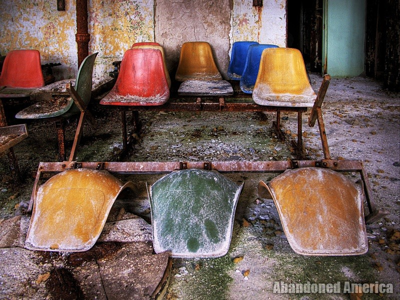 'we all fall down' | Abandoned America
