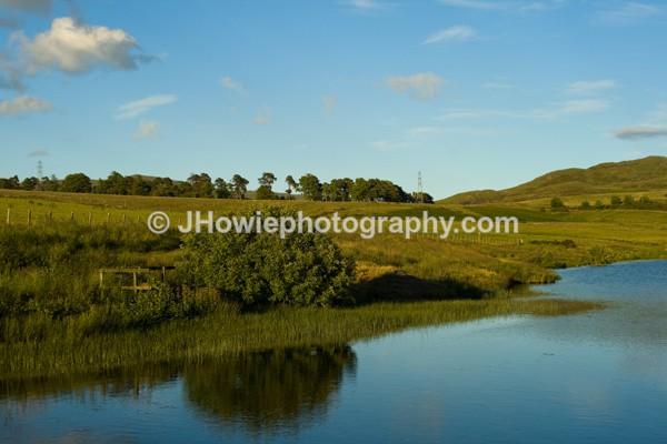 cocksburn reservoir - Stirling
