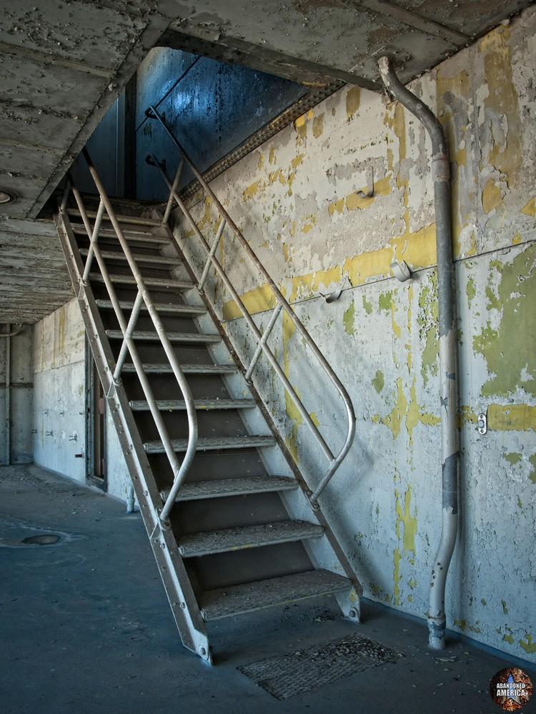 Ladder | SS United States (Philadelphia, PA) - SS United States