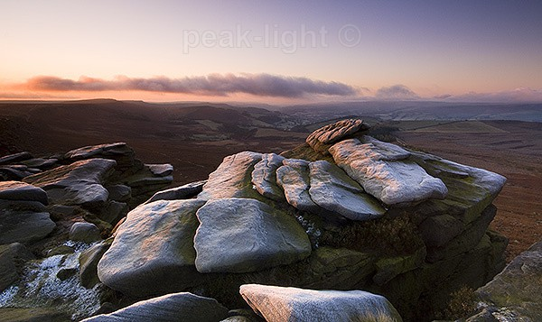 First Frost - Peak District