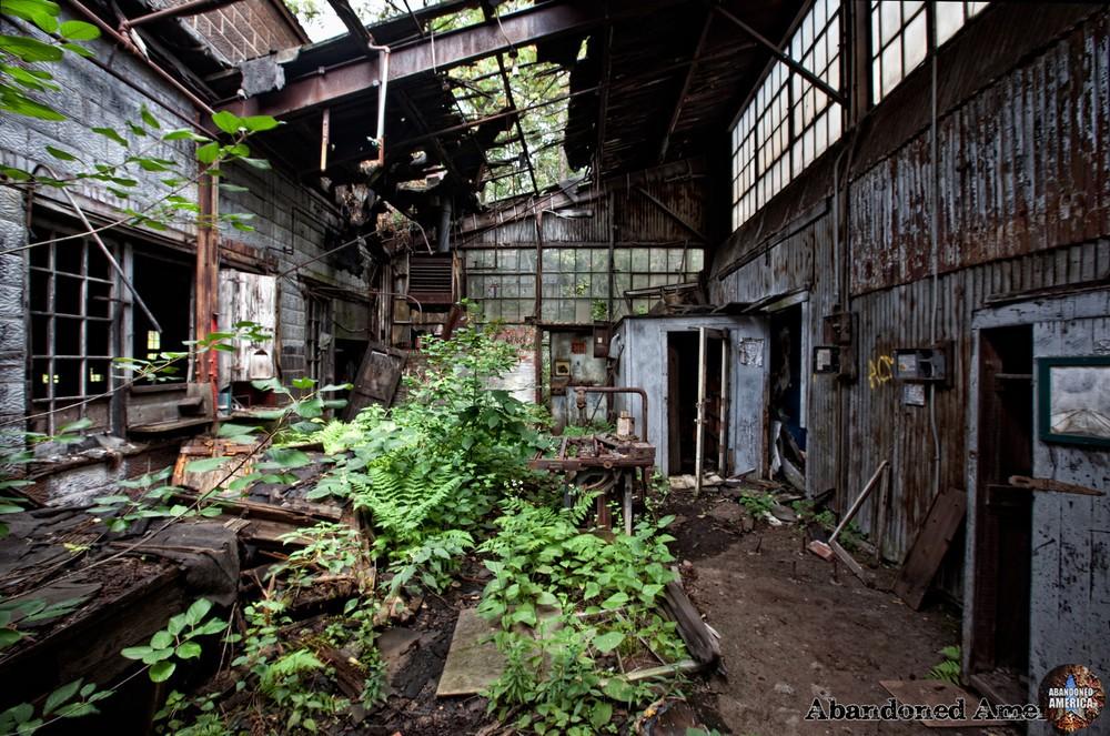 Fort Pitt Casting Co. (McKeesport, PA) | Machine Shop Arboretum - Fort Pitt Casting