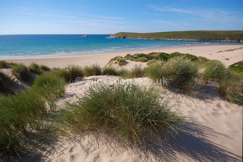 Crantock Beach Newquay | Photography from the Cornwall Coastline