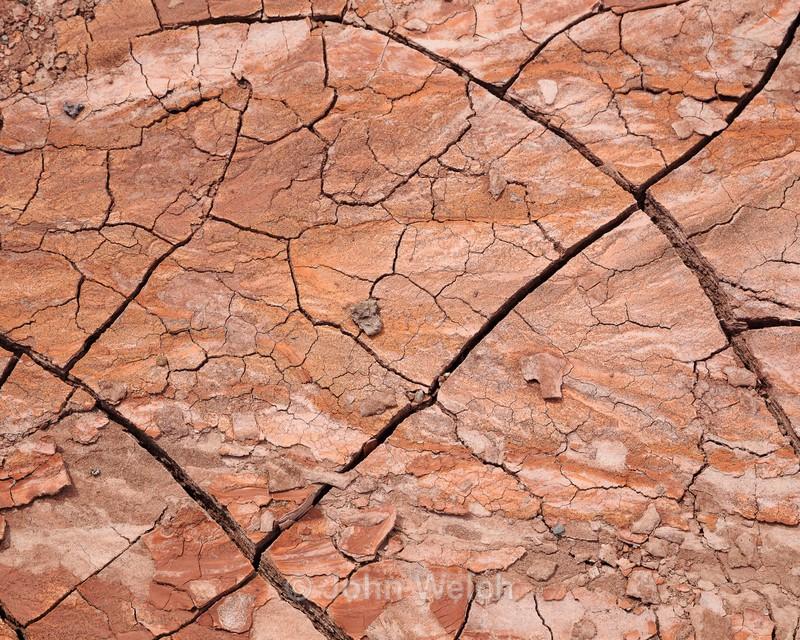 Cracked Earth - Utah