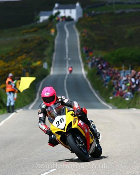 - Senior Race - TT 2010