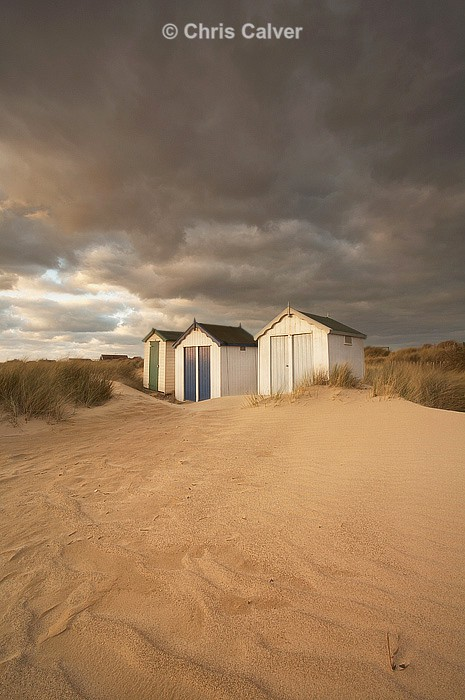 In the Middle - Suffolk Coastal Scenes