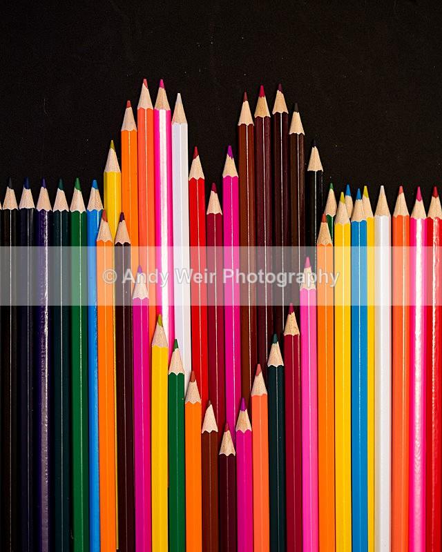 Pencil Heart1 - Miscellaneous Photographs