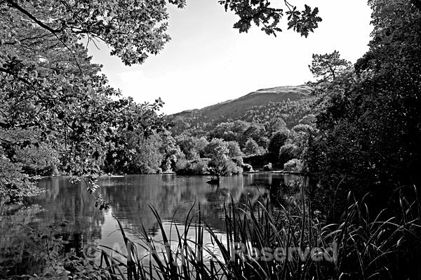 Lake1042 - Landscape and Countryside Wales