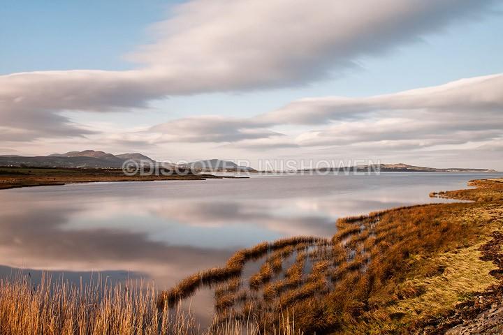 Trawbreaga bay - Inishowen peninsula