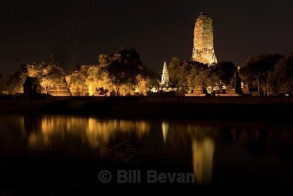 Illuminated - Ayutthaya