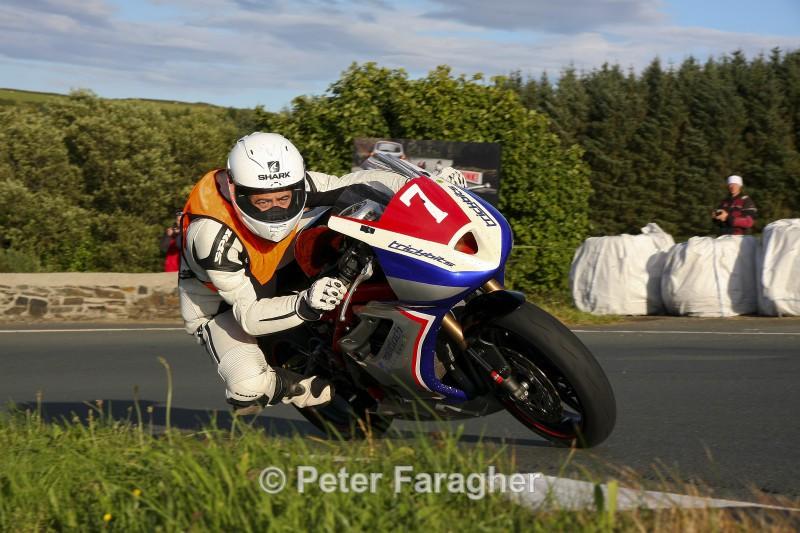John Simpson - Manx Grand Prix and Classic TT