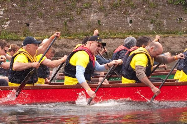 11 - Dumfries Devorgilla Dragon Boat Race 2010