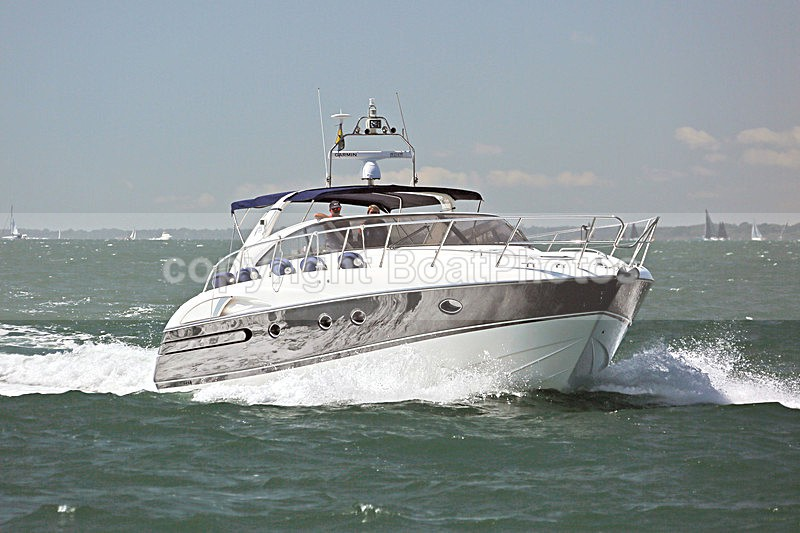 160806 TIGER TOO - PRINCESS V50 Y92A0786 - Motorboats - Open