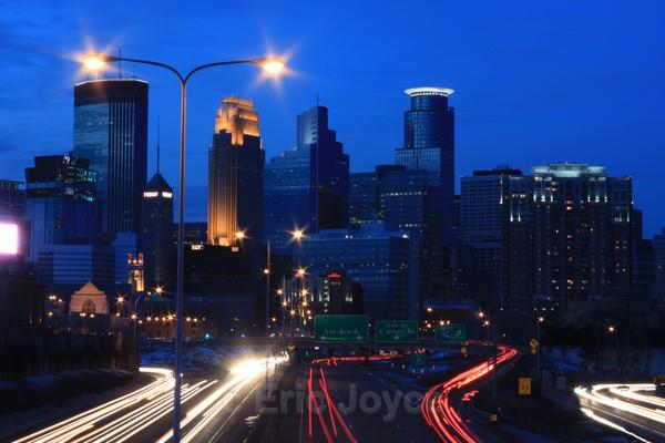 Minneapolis skyline 2 - Minneapolis, Minnesota