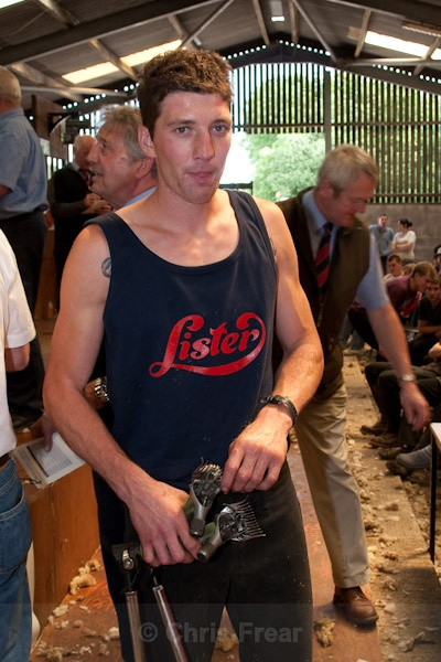 44 - Shearing Competition