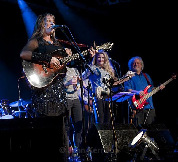 Beth Nielsen Chapman Band - Concert