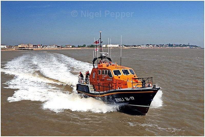 Lifeboat Action - Lifeboats