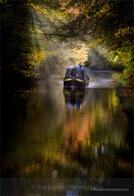 Autumn on the Cut - Britain and the British