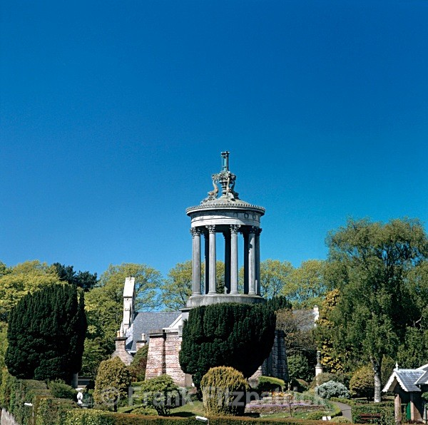 Burns Monument, Alloway. - Robert Burns