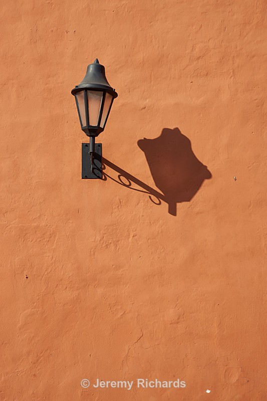 Street Lamp - Colombia