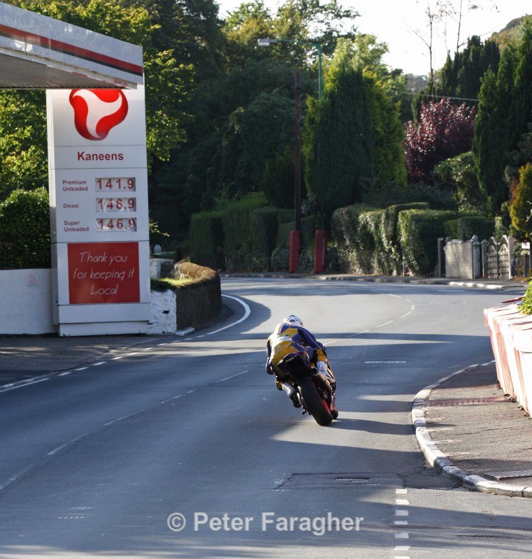 William Cowden - Manx Grand Prix and Classic TT