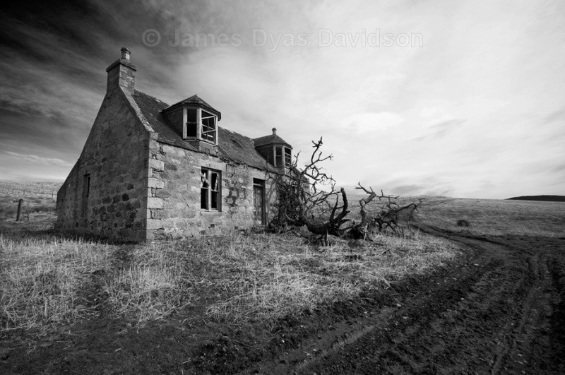 Ardoch Farmhouse - Glen Gairn