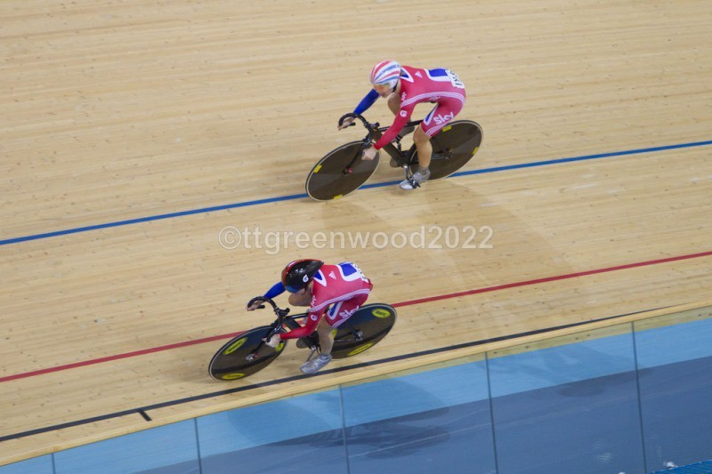 WCC-137 - World Cup Cycling Olympic Velodrome