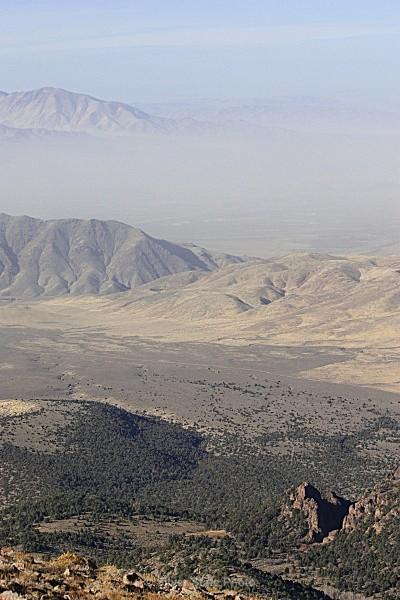Eastgate Dust Storm - Nevada (mostly) Landscapes