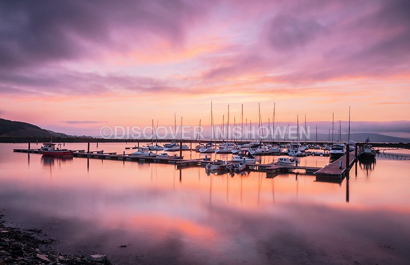 Fahan Marina - Inishowen peninsula