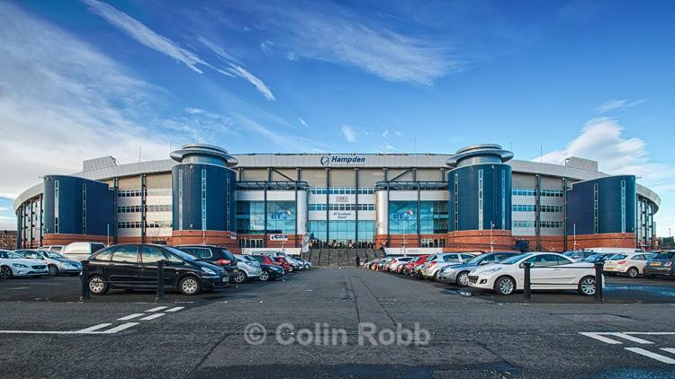 Commonwealth Games 2014 Venue | Hampden Park | by Colin Robb