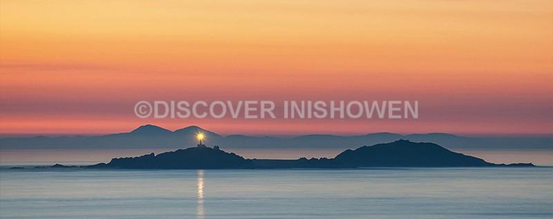 Inishtrahull Island - Inishowen-Pano