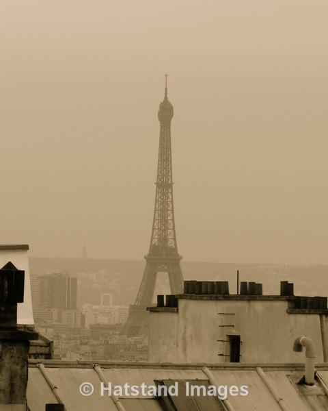 La Tour Eiffel - places
