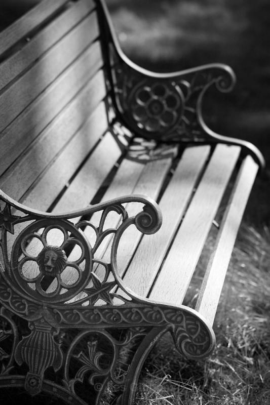 the bench - New Brunswick