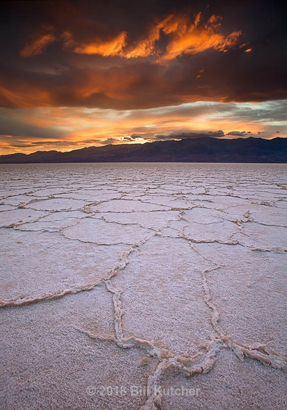 Badwater Sunset - Current Show