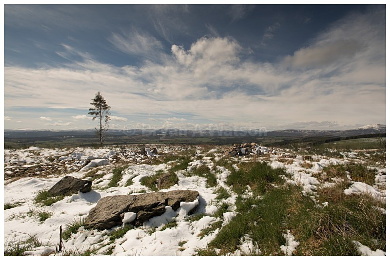 Blackhills Stone Circle - Landscapes