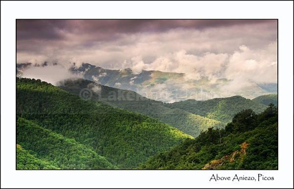 Picos 008 Above Aniezo - Picos de Europa, Spain