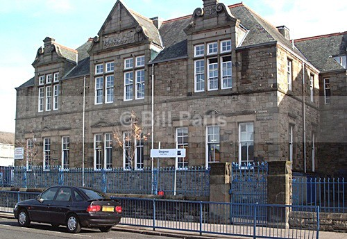 Union Street School Larkhall. - Land and Sea
