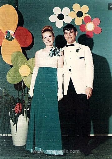 1968 prom - School Days