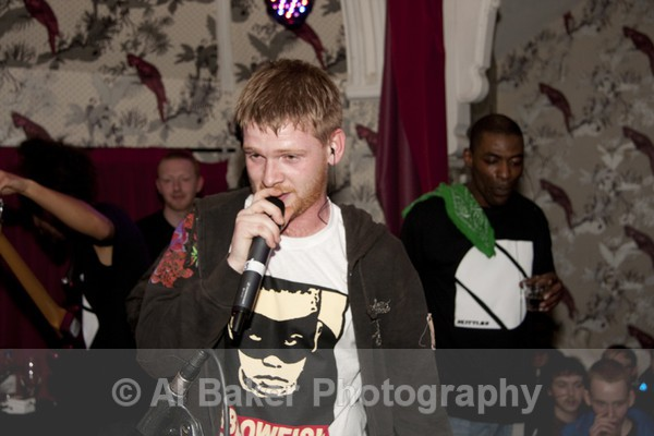 45 - Skittles 'Poor With £100 Trainers' launch 05.03.12