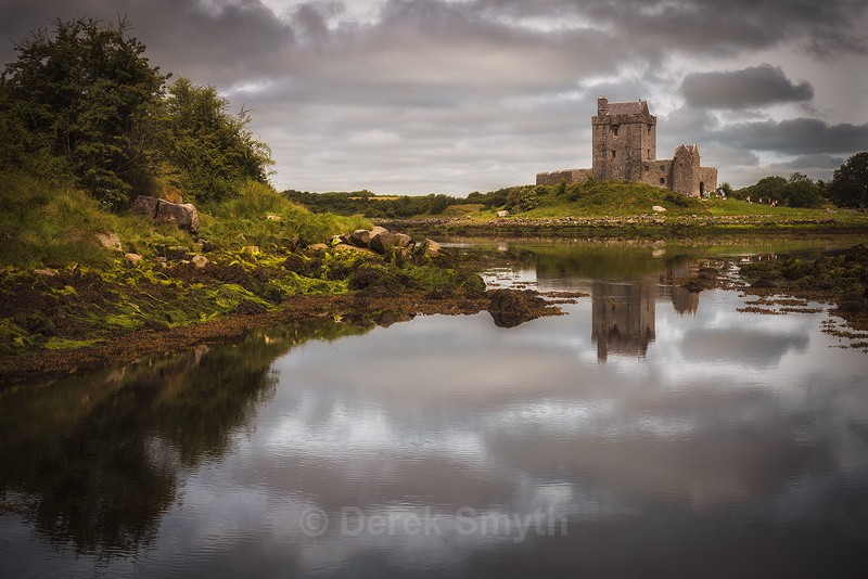 Dunguaire Castle - Co. Galway