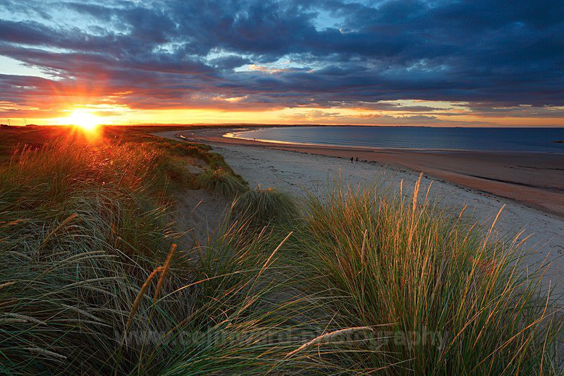 Druridge Bay, Northumberland          ref 0109 - Northumberland
