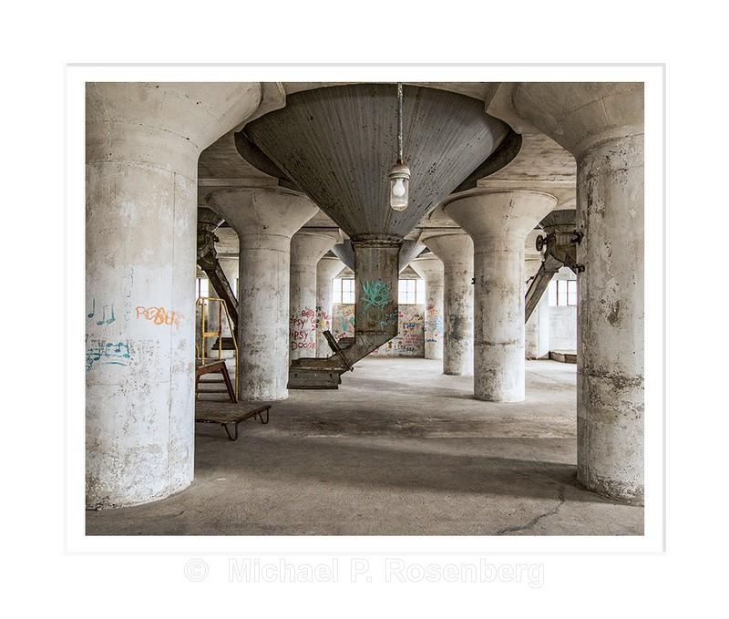 Untitiled 3, Silo City Buffalo NY - Architecture