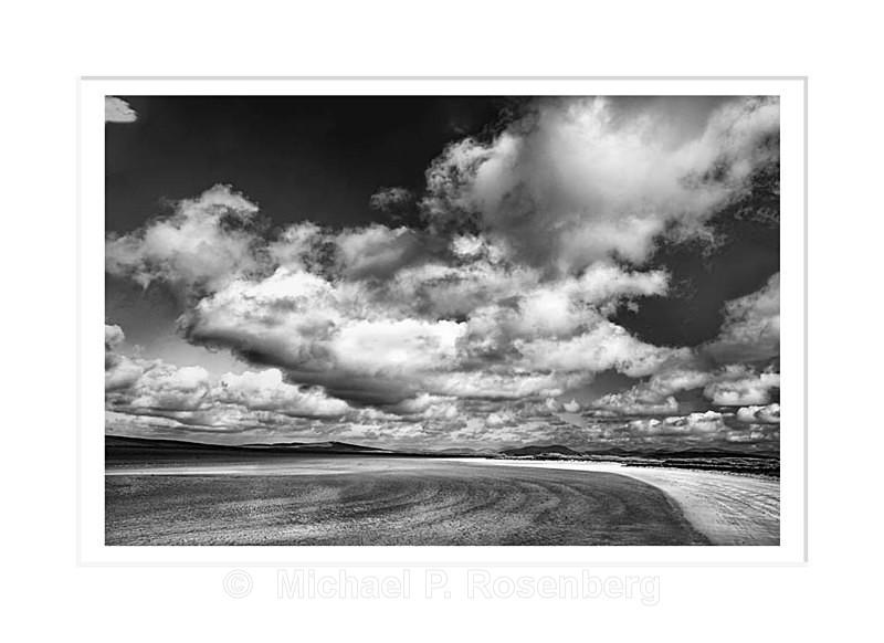 Low Tide 2, N. Uist Scotland - Scotland, UK