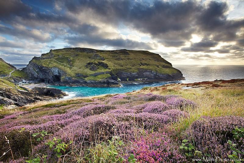Tintagel - Cornwall - North Coast 1