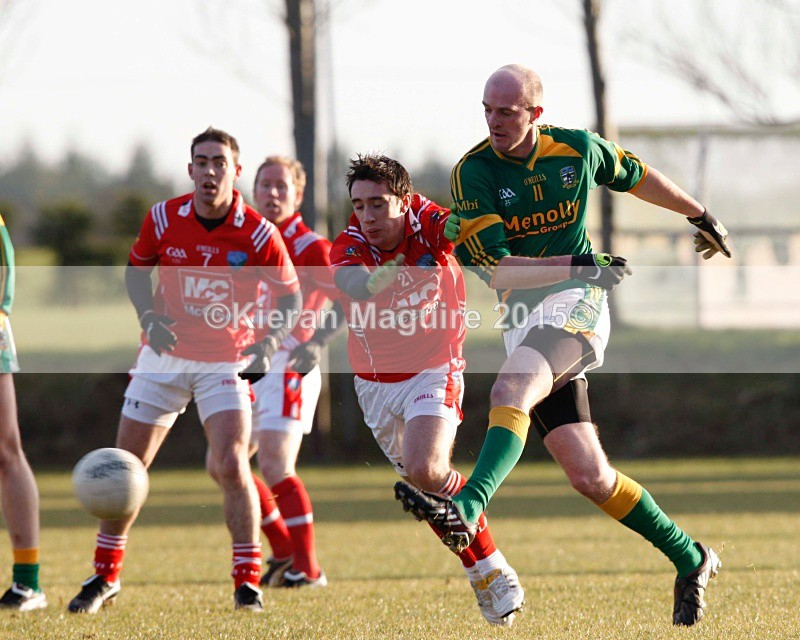 _MGN8236 - Meath v Louth  McGeough Cup Senior Football 03/01/2010