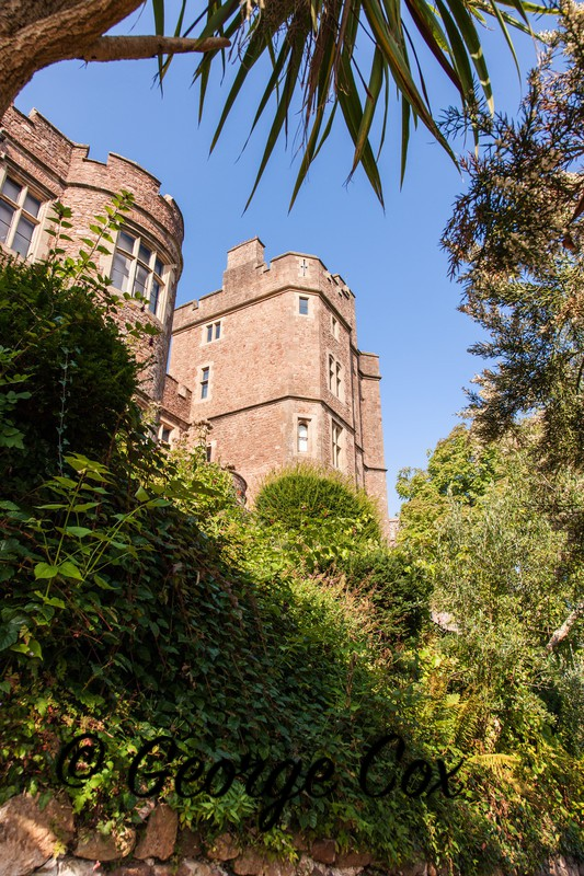 Dunster Castle - Landscapes